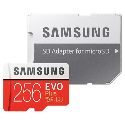 Samsung 256GB Evo Plus Micro Sd MB-MC256GA/EU