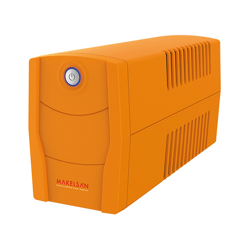 MAKELSAN LION X 650 VA Line Interactive 5-10 Dk. 1x12V 7AH UPS