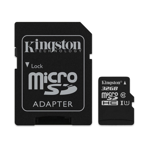 KINGSTON 32GB Micro Sd Class10 SDCS/32GB