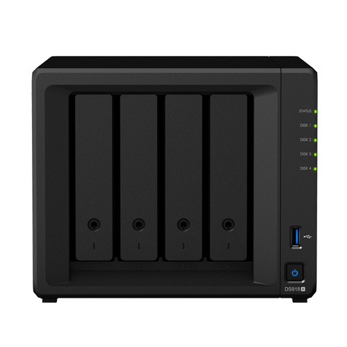 SYNOLOGY DS918Plus 4x All in One NAS
