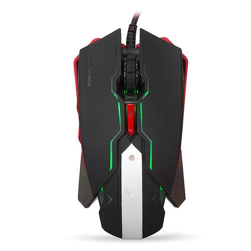 Everest RAMPAGE SMX-R8 Usb 6D Gaming Mouse 7 Farklı Renk Aydınlatma