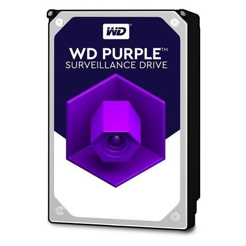 WD 3.5 PURPLE 8TB 5400RPM 256MB SATA3 Güvenlik HDD WD81PURZ (7/24)