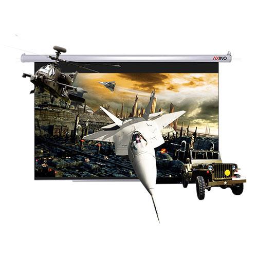 Axino EPS-180 180x180 Motorlu Projeksiyon Perdesi