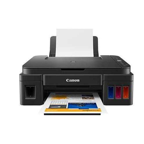 CANON PIXMA G2411 Renkli Inkjet Yazıcı A4 Fotokopi Tarayıcı Standart Manuel 8,8 IPM 5 IPM USB 2.0