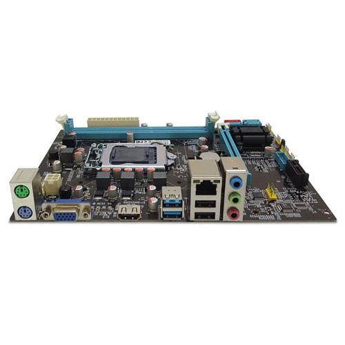 QUADRO INTEL H61-B75U3 H61 DDR3 1600 VGA GLAN 1155p