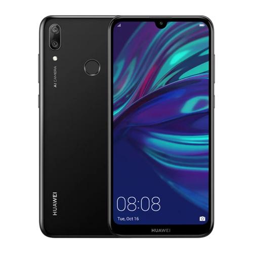 Huawei Y7 2019 Black 32GB-3GB Huawei Türkiye Garantili