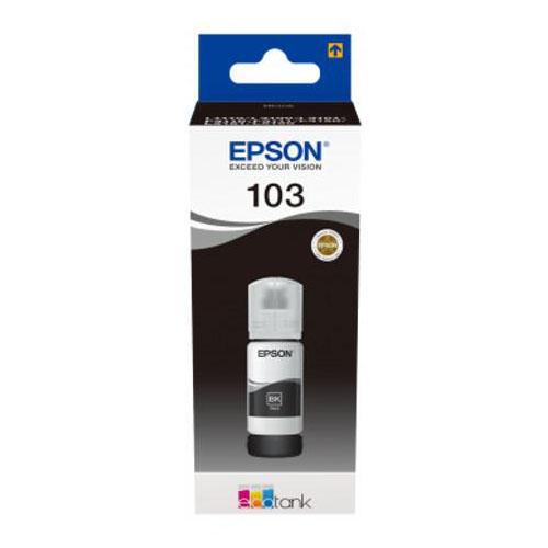 EPSON C13T00S14A 103 65 ML Siyah Mürekkep Kartuş