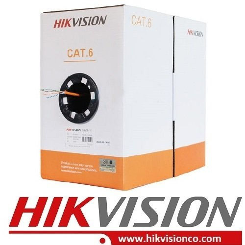 HIKVISION DS-1LN6-UU Cat6 Utp ( 305 Metre ) 23 Awg Network Kablosu