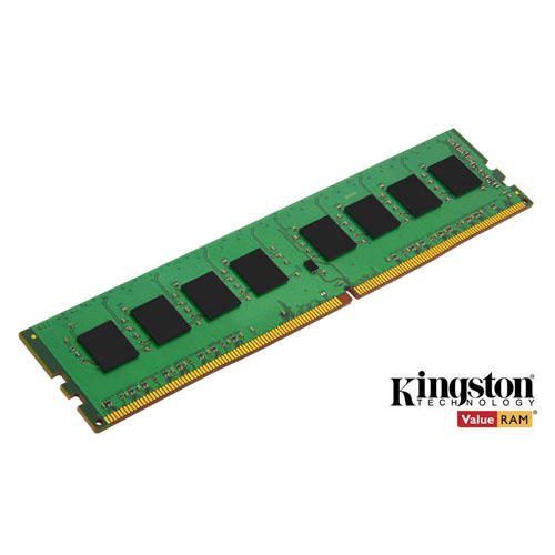 KINGSTON 8GB 2666Mhz DDR4 CL19 Pc Ram KVR26N19S8/8
