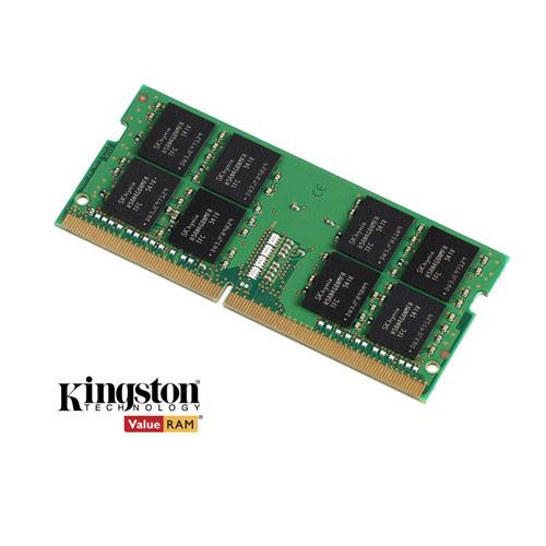 KINGSTON 16GB 2666Mhz DDR4 CL19 Notebook Ram KVR26S19D8/16