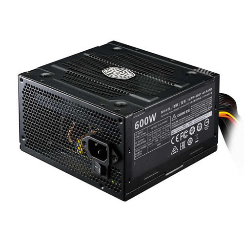 COOLER MASTER Elite V3 600W PSU 120mm Fanlı (Aktif Pfc)