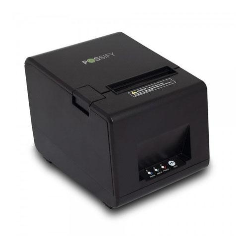 POSSIFY FY818SU Doğrudan Termal 80 mm 200 mm/sn USB+SERİ Fiş Yazıcısı