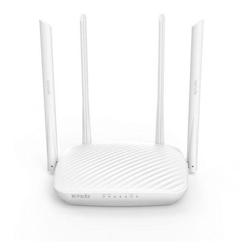 TENDA F9 600Mbps 4 Port Kablosuz N Router 4 Antenli