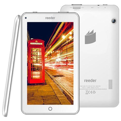 Reeder M7 Go 8GB 7 IPS Beyaz