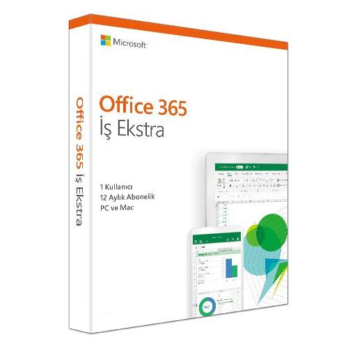 Microsoft Office 365 Business Premium Trk Box 32/64 Bit (1 YIL) KLQ-00437