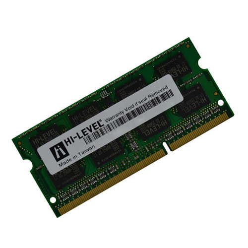 HI-LEVEL 4GB 1600Mhz DDR3 Notebook Ram HLV-SOPC12800LV/4G (1.35V)