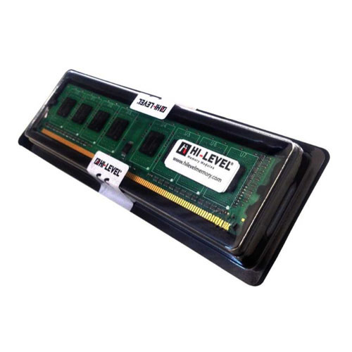 HI-LEVEL 4GB 2133Mhz DDR4 Pc Ram HLV-PC17066D4-4G Kutulu