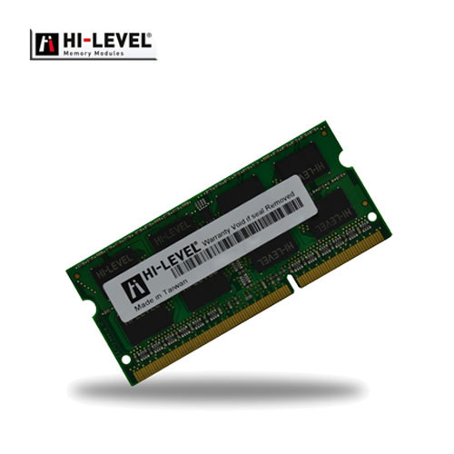 HI-LEVEL 8GB 2133Mhz DDR4 Notebook Ram HLV-SOPC17066D4/8G 1.2V SODIMM