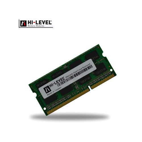 HI-LEVEL 16GB 2400Mhz DDR4 Notebook Ram HLV-SOPC19200D4/16G 1.2V SODIMM