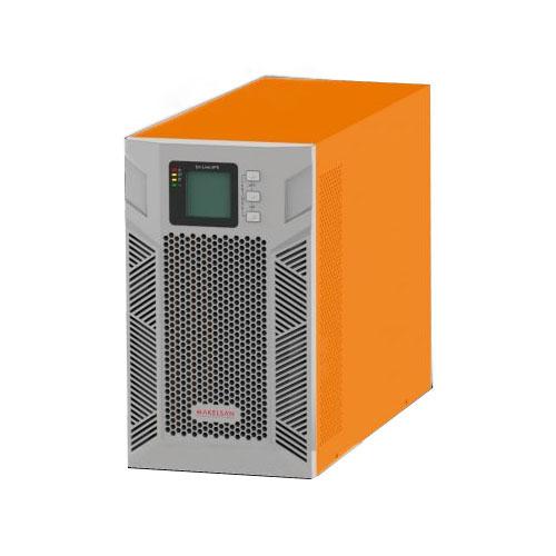 MAKELSAN MU03000N11DTV02 POWERPACK PLUS 3 KVA 1F/1F On Line (5 - 15 Dk.) LCD 6x12V 9AH (+V.2)