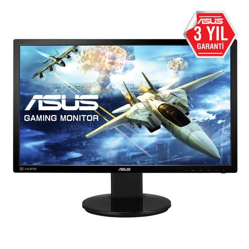 ASUS 24 VG248QZ 1Ms 144Hz M.M DVI-D,DP,HDMI Full HD Led Monitör Siyah