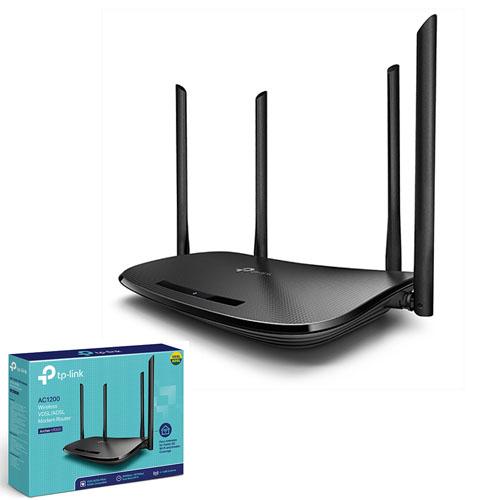 TP-LINK ARCHER-VR300 1200Mbps 4 Port GBit Kablosuz-Ethernet-Usb VDSL2/ADSL2 Dual-Band Modem/Router