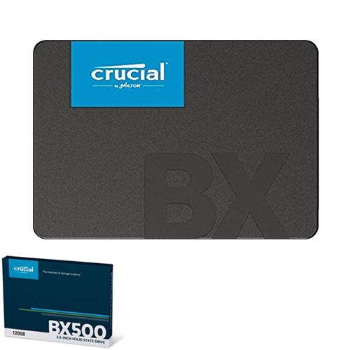 CRUCIAL BX500 2.5 120GB SSD SATA6 540/500 CT120BX500SSD1