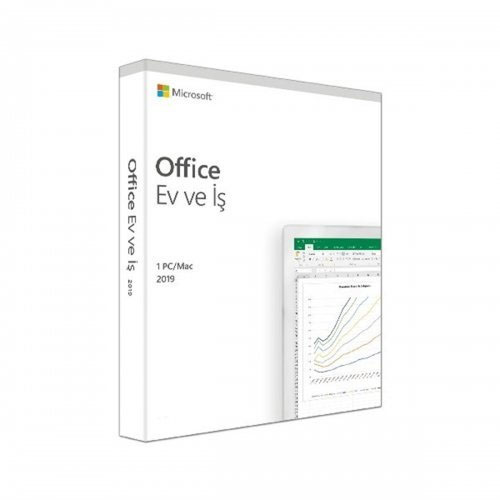Microsoft Office Home and Business 2019 Trk Box 32/64 Bit T5D-03258