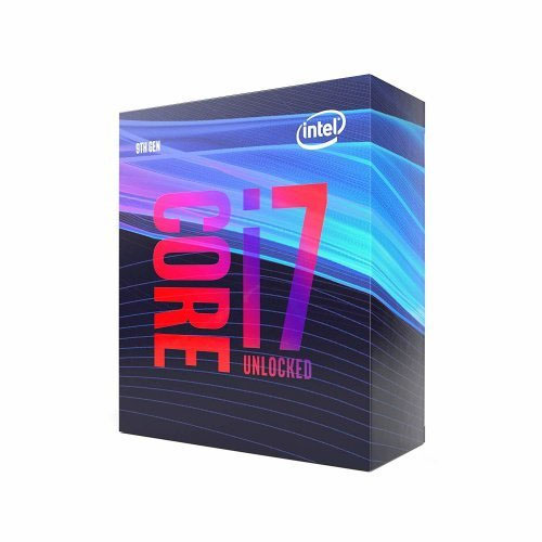 INTEL Core i7 9700K 8 3.51 GHz - 4 GHz 12MB LGA1151 COFFEELAKE BOX FAN YOK