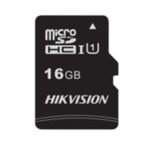HIKVISION 16GB CLASS 10 MICROSD CARD HS-TF-C1/16G