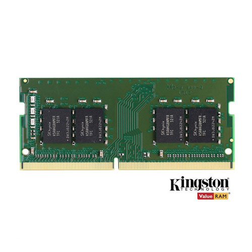 KINGSTON 4GB 2666Mhz DDR4 CL19 Notebook Ram KVR26S19S6/4