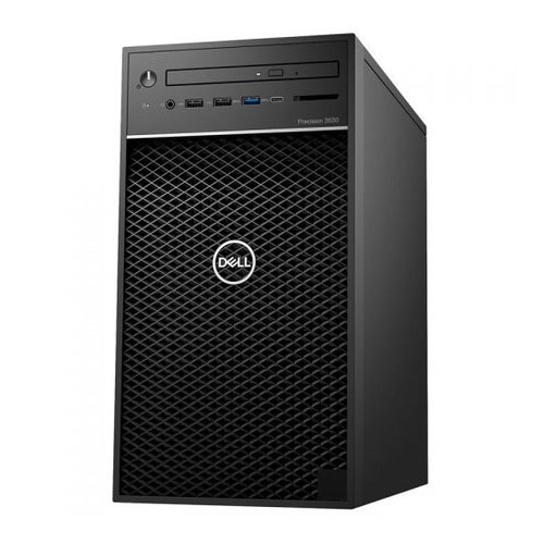 DELL T3630 ALFA Intel Xeon E-2124 8GB(1x8GB) 1TB Tower Quadro® P400 2 GB W10PRO