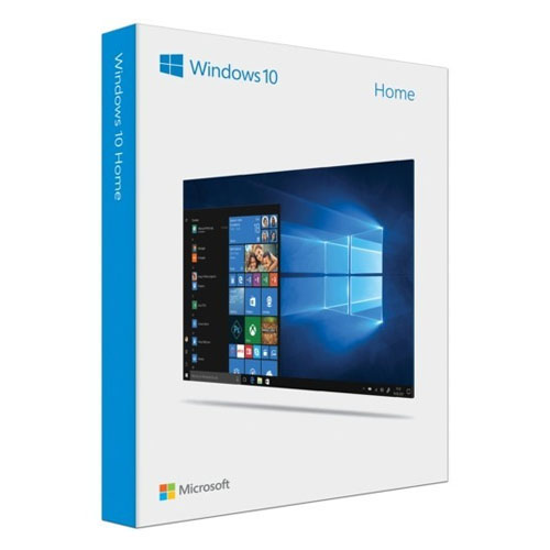 Microsoft Windows 10 Home Trk 32/64 Bit Kutu KW9-00509