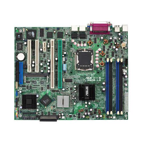 ASUS INTEL P5CR-LS E7221 DDR2 533 VGA