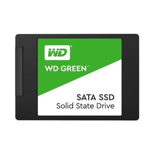WD GREEN 3D 2.5 480GB SSD SATA3 545 MB/s WDS480G2G0A