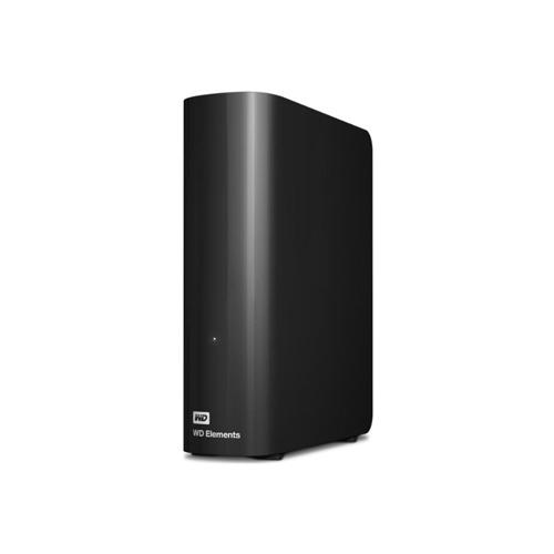 WD 3.5 ELEMENTS 6TB USB 3.0 EXTERNAL HDD SİYAH WDBWLG0060HBK-EESN