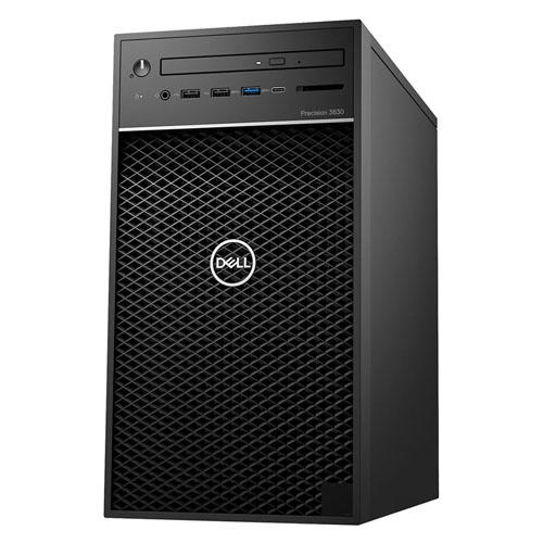 DELL T3630 BETA Intel Xeon E-2124 8GB(1x8GB) 1TB Quadro® P620 2GB Tower W10PRO