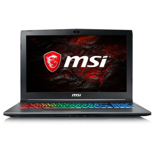 MSI GF62 7RE-2247TR i7 7700HQ 2,80 GHz 8GB 1TB + 128GB SSD 15.6 Full HD 4 GB GTX1050TI W10SH Cam Blt Çanta Yok