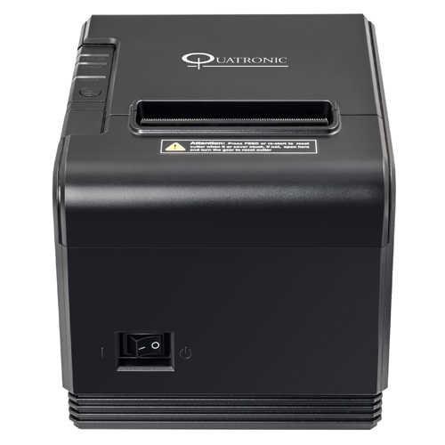 QUATRONIC RP800 Termal 203 Dpi 300 mm/sn USB+SERİ+ETHERNET Fiş Yazıcısı
