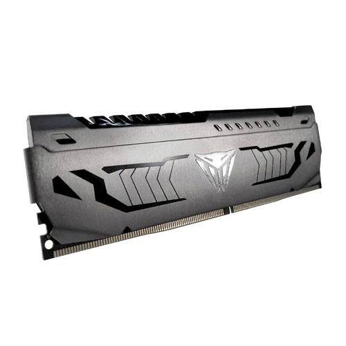 PATRIOT VIPER STEEL 16GB 3000Mhz DDR4 Soğutuculu 16-18-18-36 Gaming PC Ram PVS416G300C6 Single W/Gri