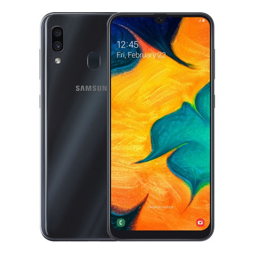 Samsung Galaxy A30 2019 Black 4.5G Distribütör