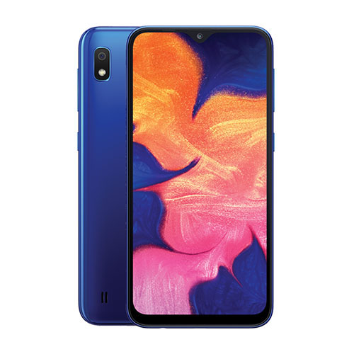 Samsung Galaxy A10 Blue 13 MP 4.5G 6.2 32 GB Distribütör