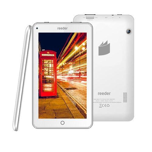 Reeder M7S 8GB 7 IPS Wi-Fi +4G Android 7 Nougat Beyaz