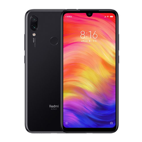 Xiaomi Redmi Note 7 Black 48 MP 4.5G 6.3 64GB/4GB Distribütör