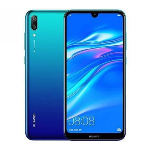 Huawei Y7 2019 Blue 13 MP Wi-Fi 6.26 32 GB / 3 GB Distribütör