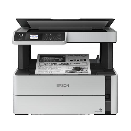 EPSON C11CG27403 TANKLI ECOTANK M2140 Mono Yazıcı A4 Fotokopi Tarayıcı Dublex 20 ppm S/B USB 2.0