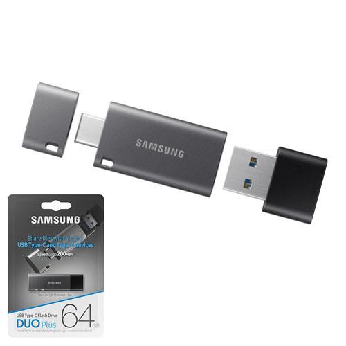 SAMSUNG 64GB DUO PLUS USB 3.1 Flash Disk MUF-64DB/APC