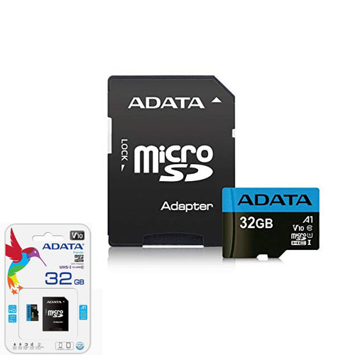 A-DATA 32GB Premier microSDHC UHS-I 100/25MB/s Class10 AUSDH32GUICL10A1-RA1