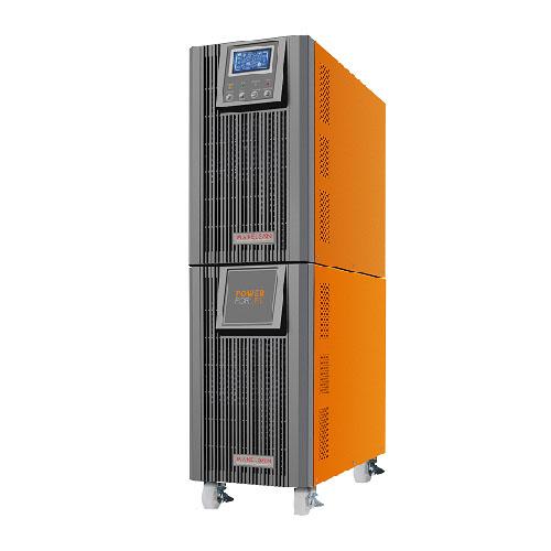 MAKELSAN MU06000N11WI002 POWERPACK 6 KVA 1F/1F On Line (5 - 15 Dk.) LCD 16x12V 9AH