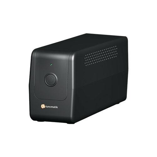 TUNÇMATİK TSK5282 ECONOMY 800 VA Line Interactive Led Ekran KGK